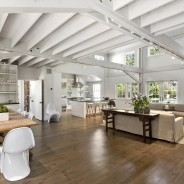 Impeccable Barn Style in the Hamptons