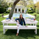 Quintessence Visits Aerin Lauder in the Hamptons